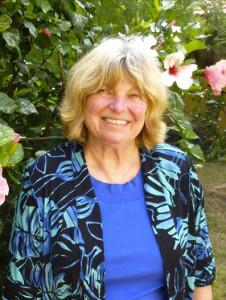 Author Susan Joyce in 2103