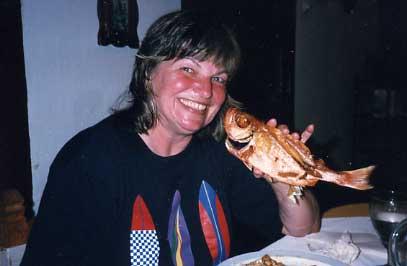 Susan Joyce, Venezuela 1997