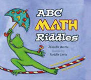ABC Math Riddles, by Jannelle Martin