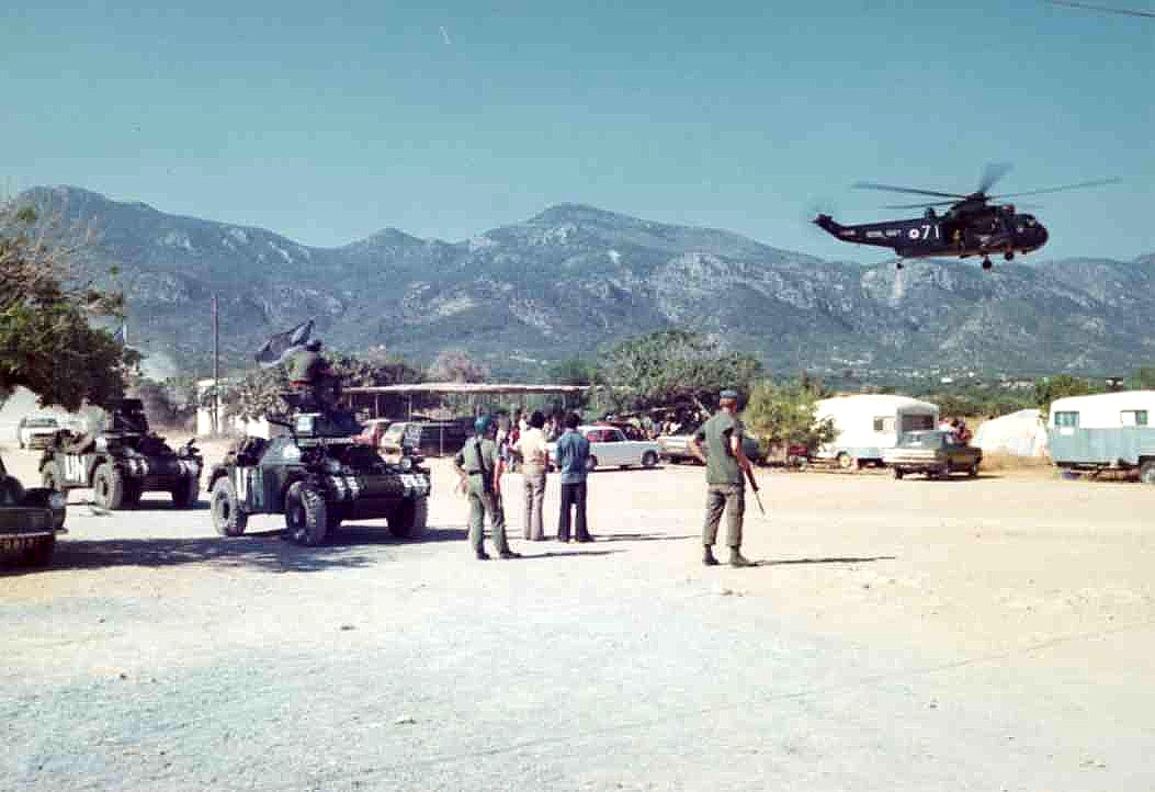 More firsthand accounts of the Cyprus war, July 1974 – Susan